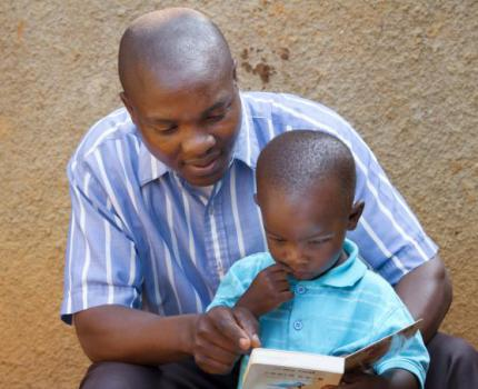 Press Release: Rwandan men should be more involved in parenting, says Save the Children