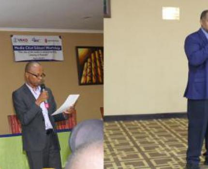 Early literacy at forefront as media editors' pledge to reverse learning challenges in Rwanda.