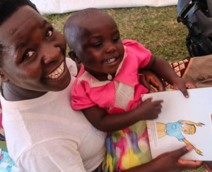 First Steps Program Improves Child Learning Outcomes in Rwanda