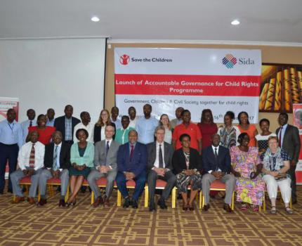Partners joint planning & sharing reports: vital to fortify child protection system in Rwanda.