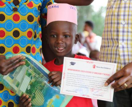 Striving for quality & accessible early childhood learning for every last child in Rwanda.