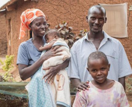 Dreams come true: Burundian unaccompanied refugee children get foster families.