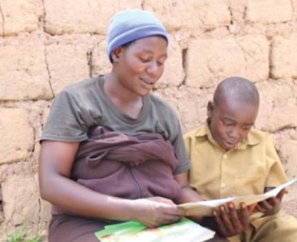 RWANDA: READING CLUBS INSPIRE STUDENTS